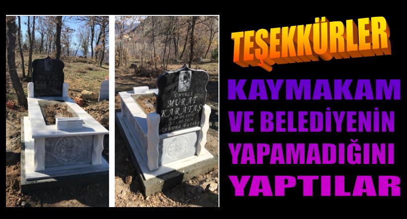 DELİ MURAT'A YAKIŞAN YAPILDI