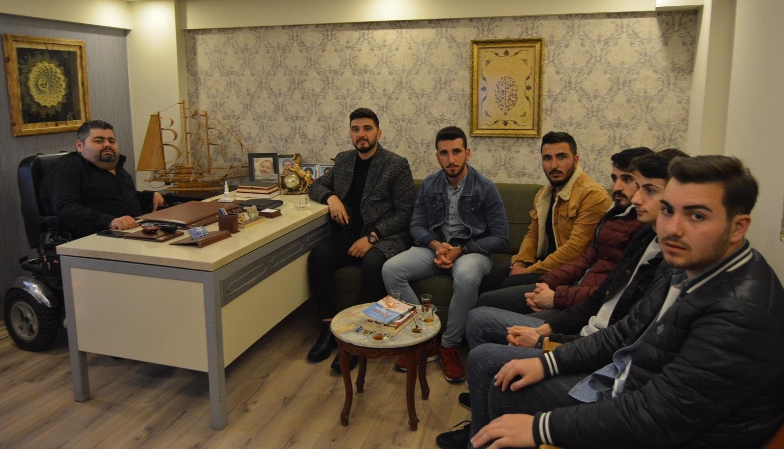 TÜGVA'DAN 12 Mart İstiklal Marşı Kabul Mesajı