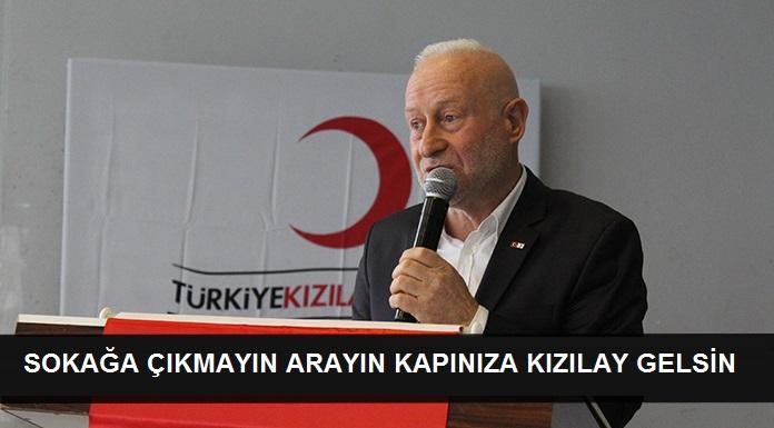 """KIZILAY ÜNYE ŞUBESİ """"VEFA SOSYAL DESTEK GRUBU"""" KURDU"""
