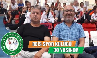 REİS SPOR KULÜBÜ 30 YAŞINDA