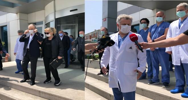 ORDULU DOKTOR GALATASARAY BAŞKANI CENGİZ'İ AYAĞA KALDIRDI