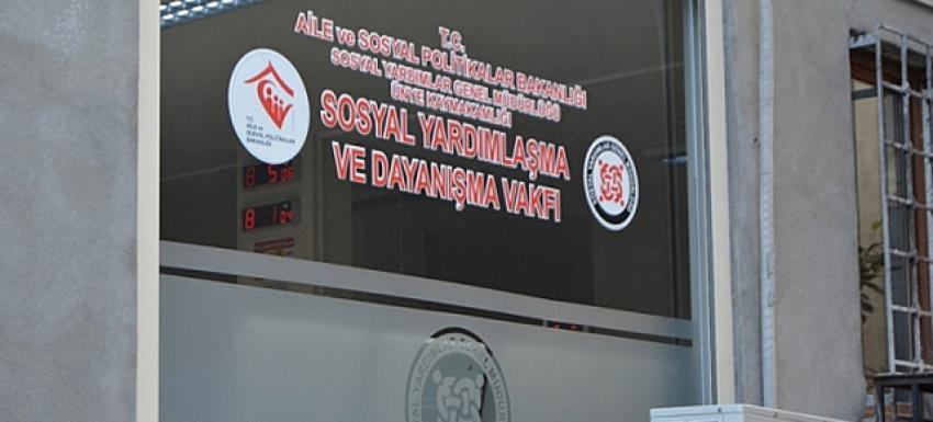 Ünye SYDV'den 6 milyon lira yardım