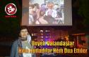 Site Sakinleri, 19 Mayıs Bayramını ve Kandili Kutladılar