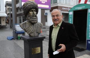 TARİHE DAMGA VURANLAR DEMOKRASİ MEYDANI'NDA