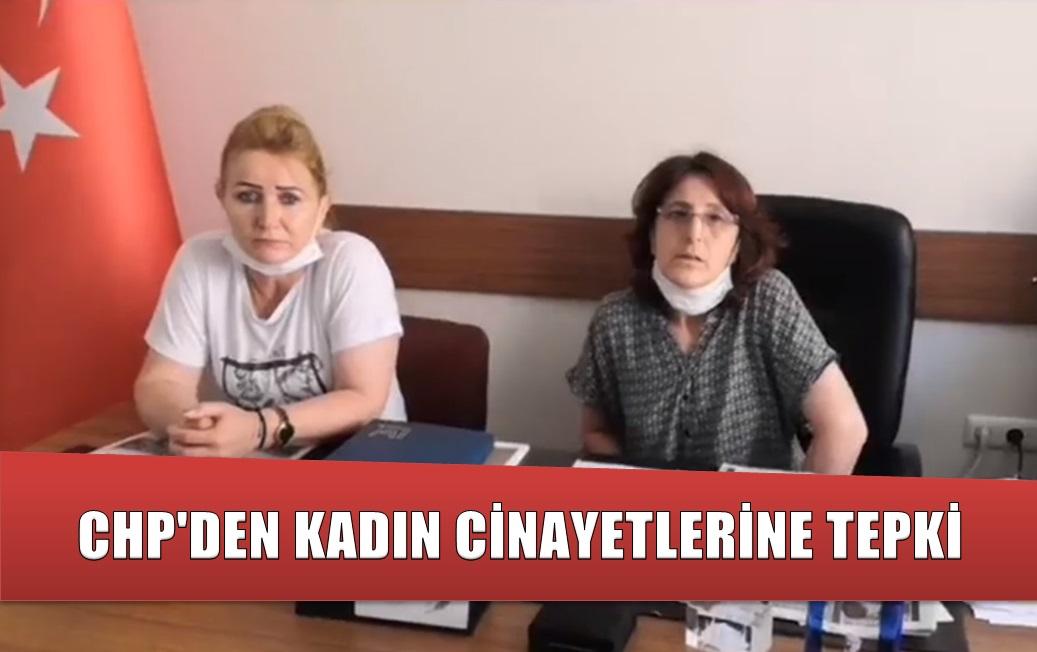 CHP'den kadın cinayetlerine tepki