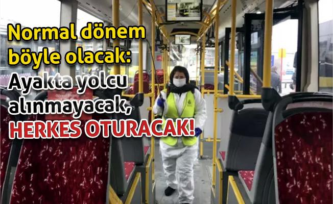 Toplu Taşıma Araçlarında Yolcu Taşıma Kuralları Belli Oldu