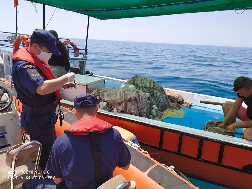 Yasa dışı su ürünleri avcılığı ile mücadelede yeni dönem