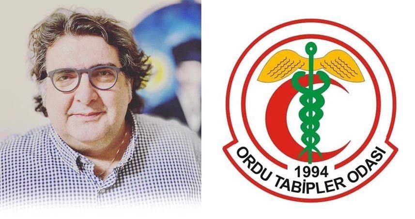 """TABİPLER ODASI COŞKUN """"TEŞEKKÜR EDERİM"""""""