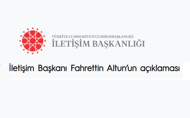 Cumhurbaşkanının bazı sosyal medya platformları ile ilgili açıklamalarının bağlamından kopartılmasına ilişkin İletişim Başkanı Fahrettin Altun'un açıklaması