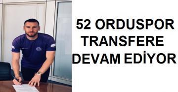 52 ORDUSPORDAN ORTA SAHAYA TRANSER