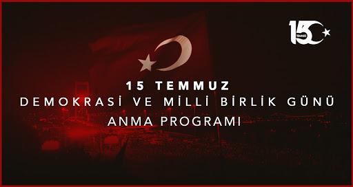 ÜNYE'DE ANMA PROGRAMI BELLİ OLDU