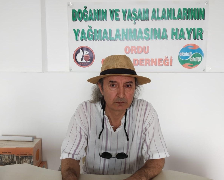 """ORÇEV: """"Ordu Büyükşehir Belediyesi sorularımıza yanıt vermek zorunda."""""""