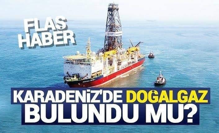 Karadeniz'de Enerji Kaynağı Bulundu Mu?