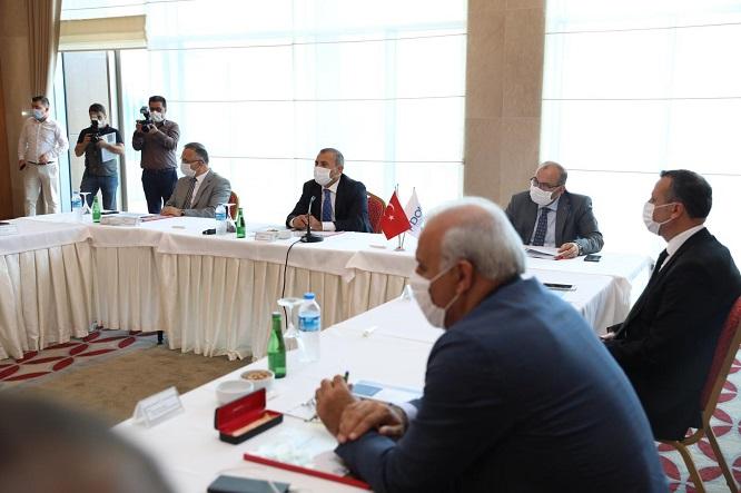 DOKA Yönetim Kurulu Toplantısı Gerçekleştirildi