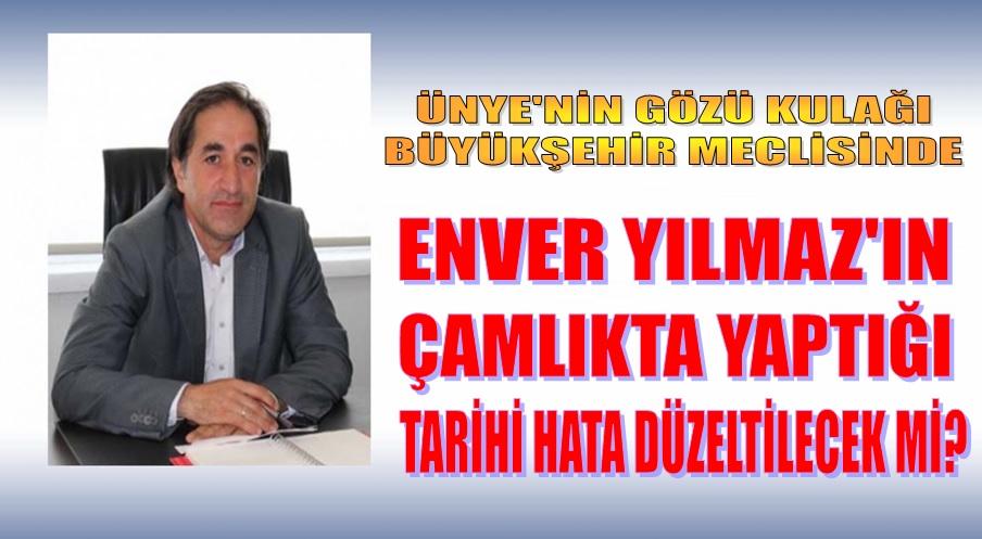 Ünye Sivil Toplum Platformundan Başkan Güler'e Teşekkür