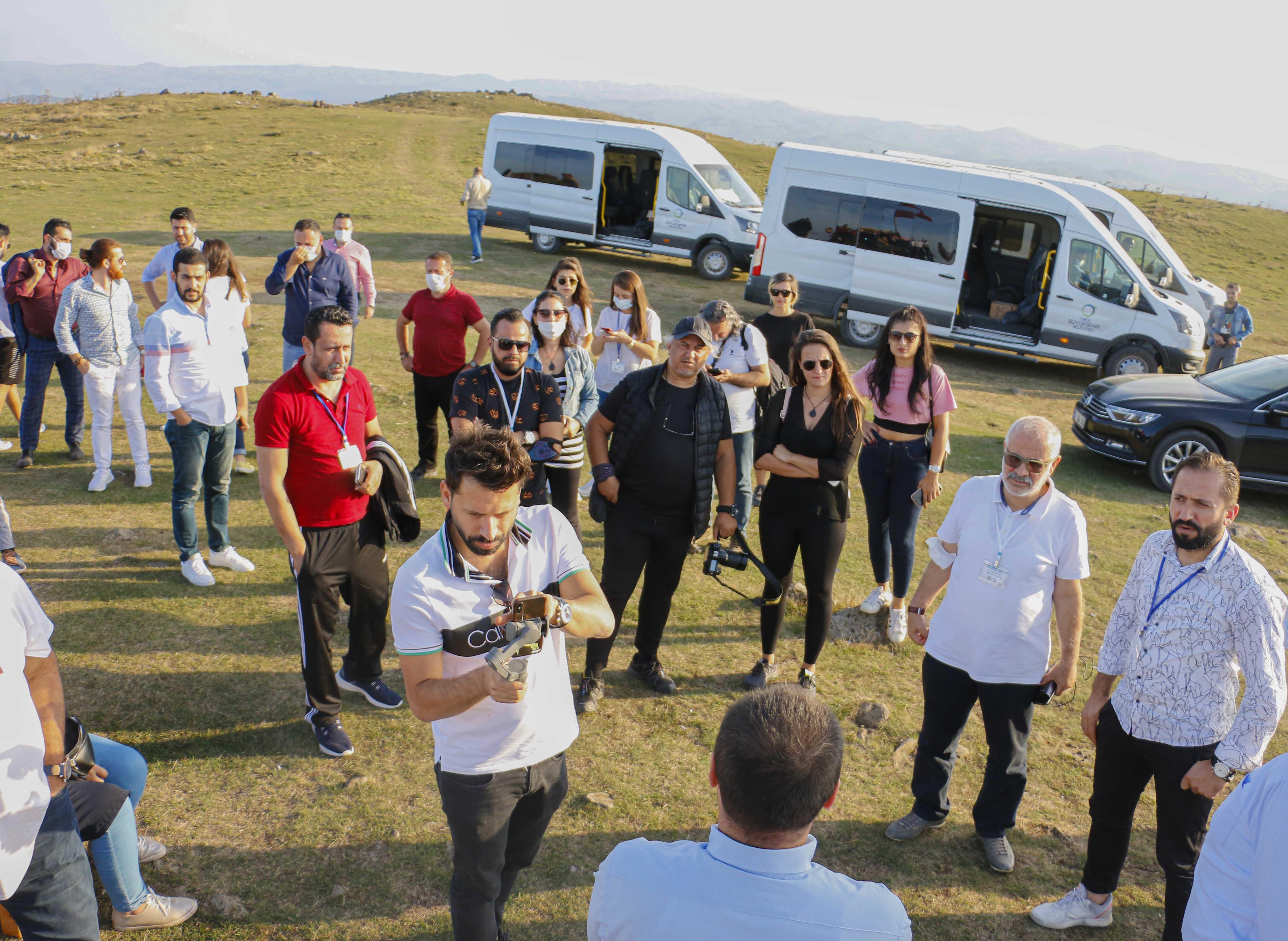 Akkuş Yerli Ve Yabancı 41 Tur Operatörünü Ağırladı