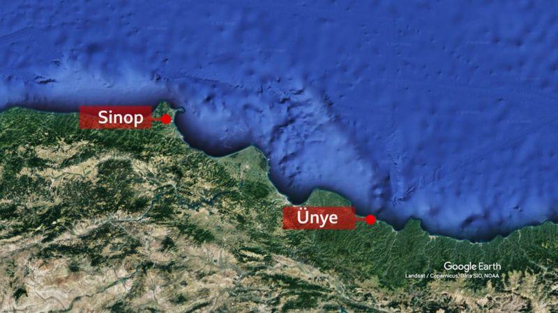 S-400 Füzeleri Ünye Ve Sinop Açıklarında Denenecek
