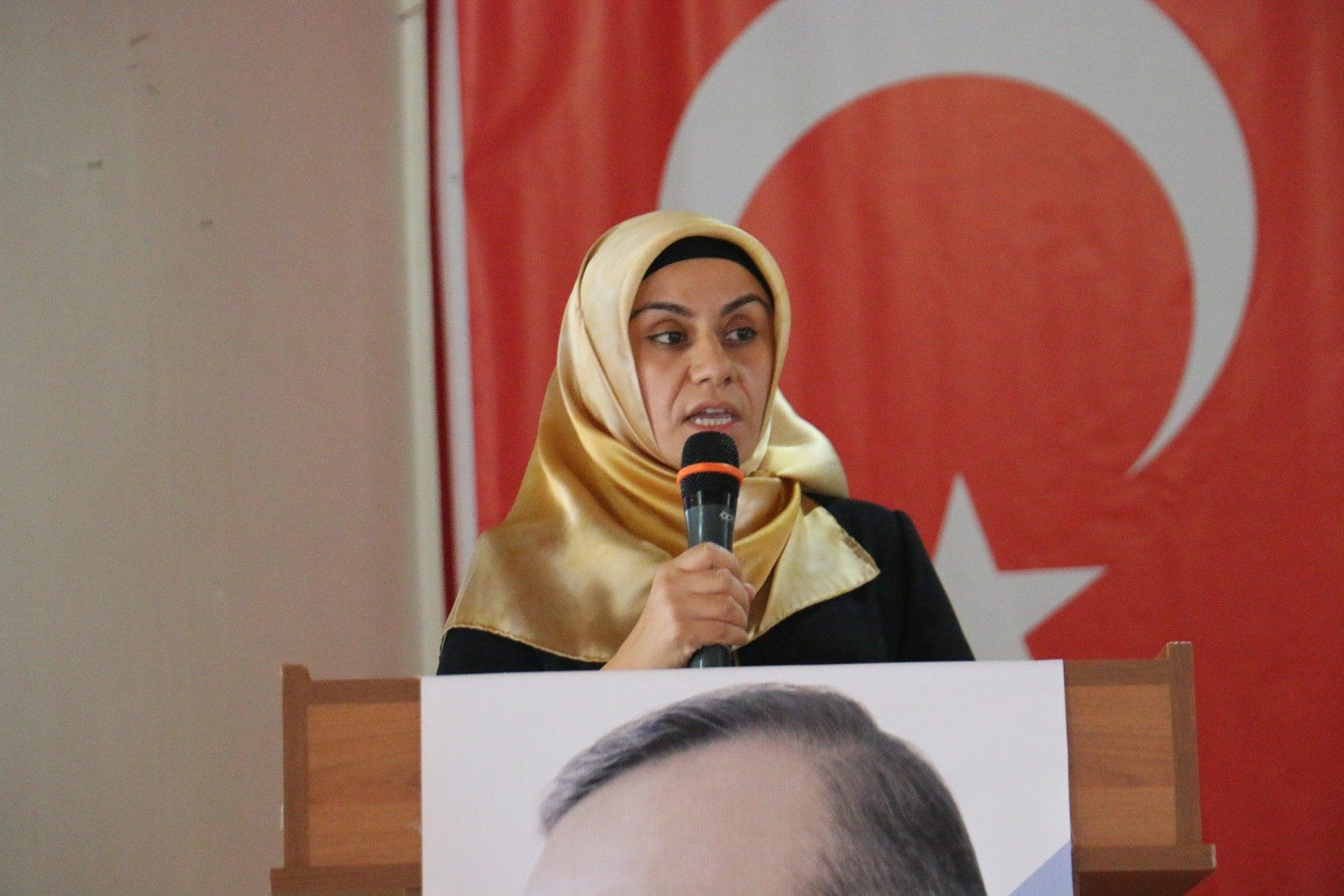 AK PARTİ Akkuş İlçe Teşkilatının 7.olağan Kongresi yapıldı.