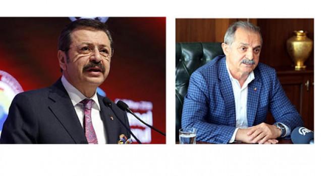 """(TOBB) Başkanı """"SAMSUN-SARP İÇİN ÇALIŞACAĞIZ"""""""