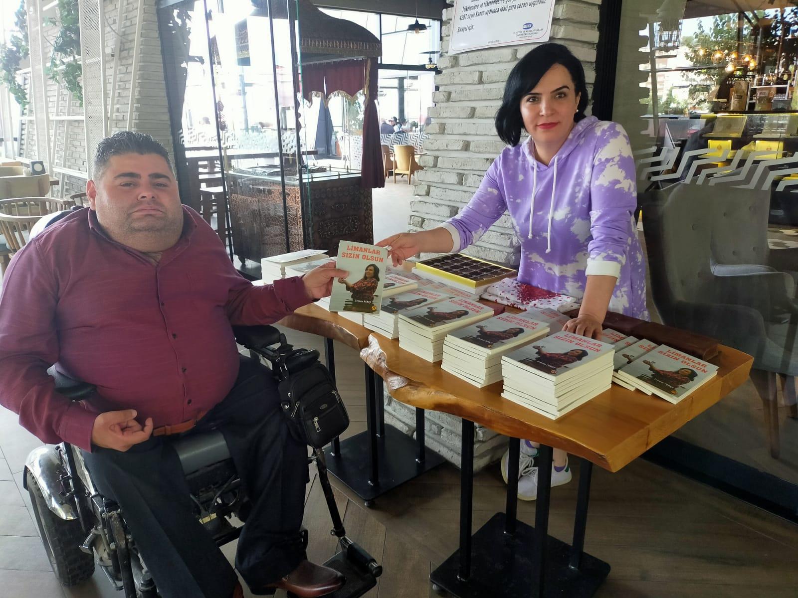 Ünyeli Yazar Perçi, Okurlarıyla Buluştu