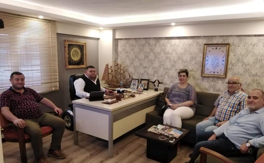 """BAŞKAN GÜDEK""""FAM TRIP İLE ÜNYE'YE YENİ BİR VİZYON GELDİ"""""""
