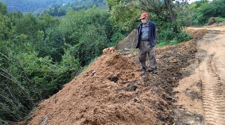 """""""Fatsa'da Altın Madeni Şirketi Suçunu Kapatmak İstedi, Yakalandı"""""""