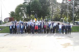 ORDU'DA 19 EKİM MUHTARLAR GÜNÜ KUTLANDI