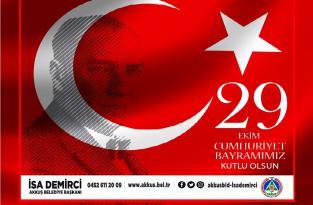"""Başkan Demirci, """"Cumhuriyetin 100. Yılı Olan 2023 'e Güçlü Hedefler Koymaktayız"""""""
