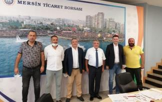 ÜTBO Başkanı Uslu, Fındığı Ege ve Akdeniz'e Tanıttı