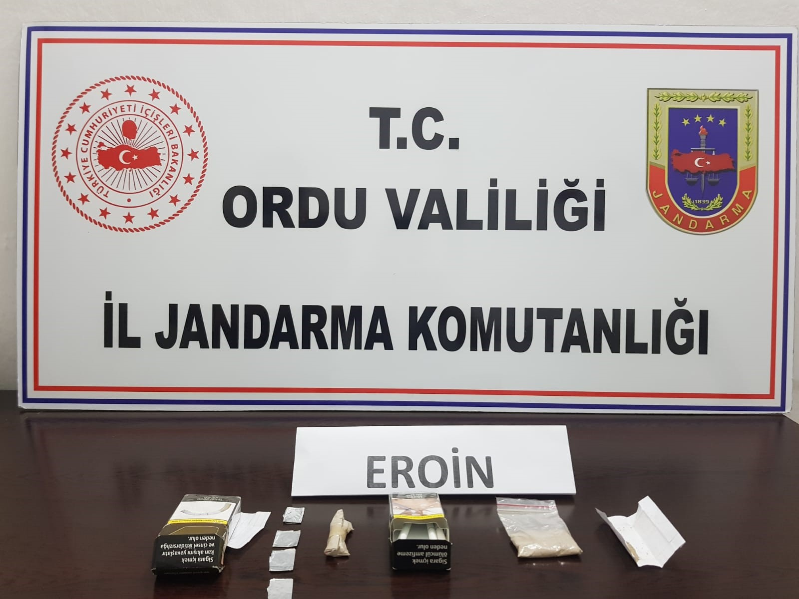 FATSA'DA KODEKS ELE GEÇİRİLDİ