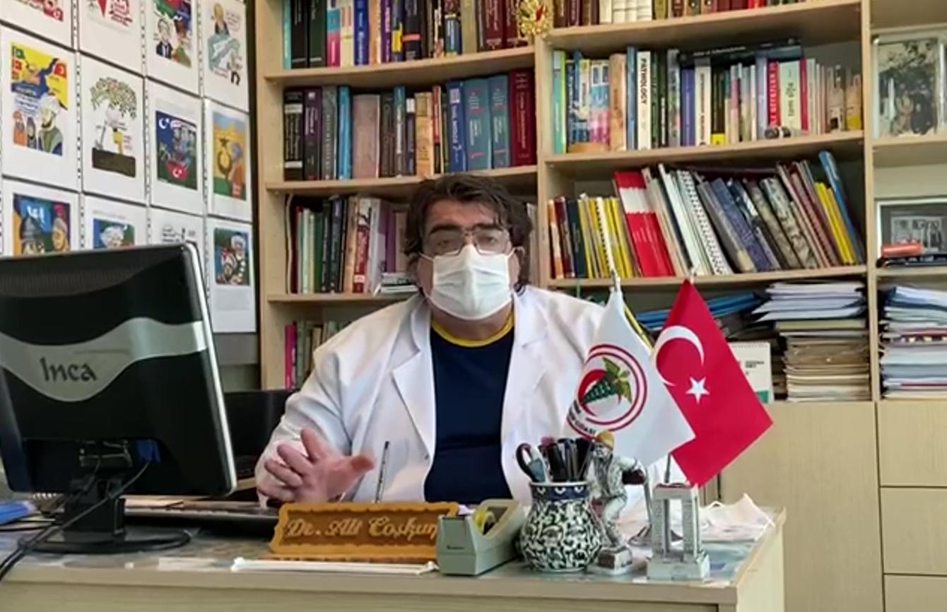 Başkan Coşkun'dan Doğru Maske Uyarısı!