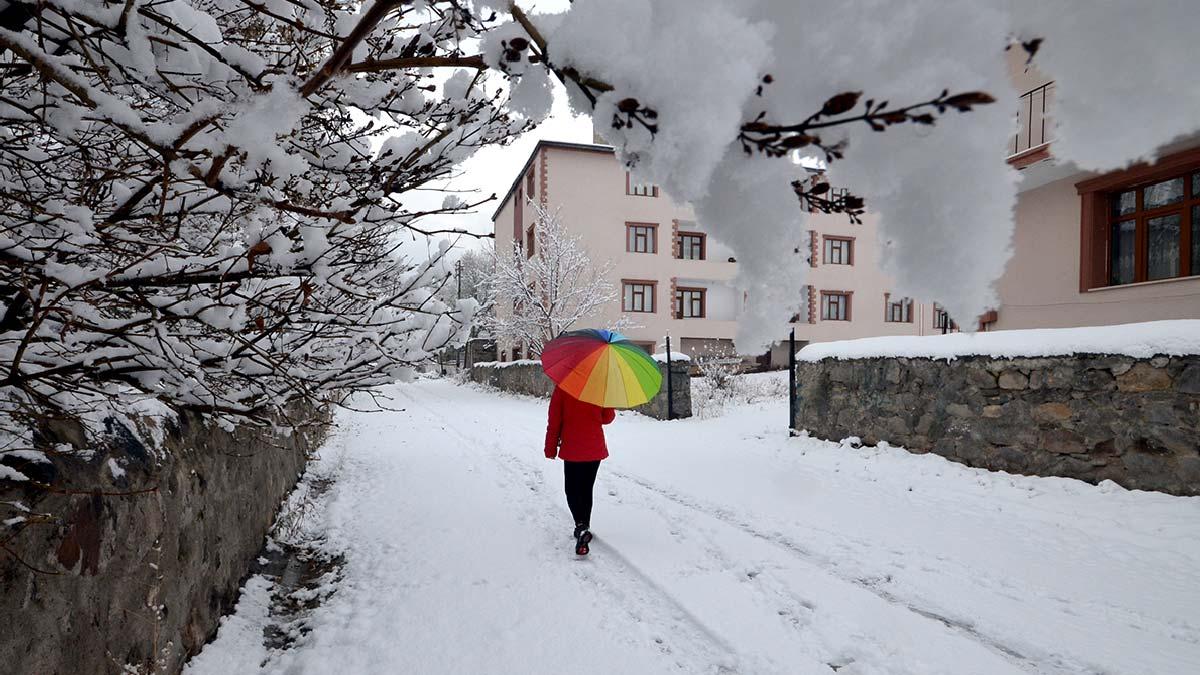 Karadeniz'de kar yağışı uyarısı