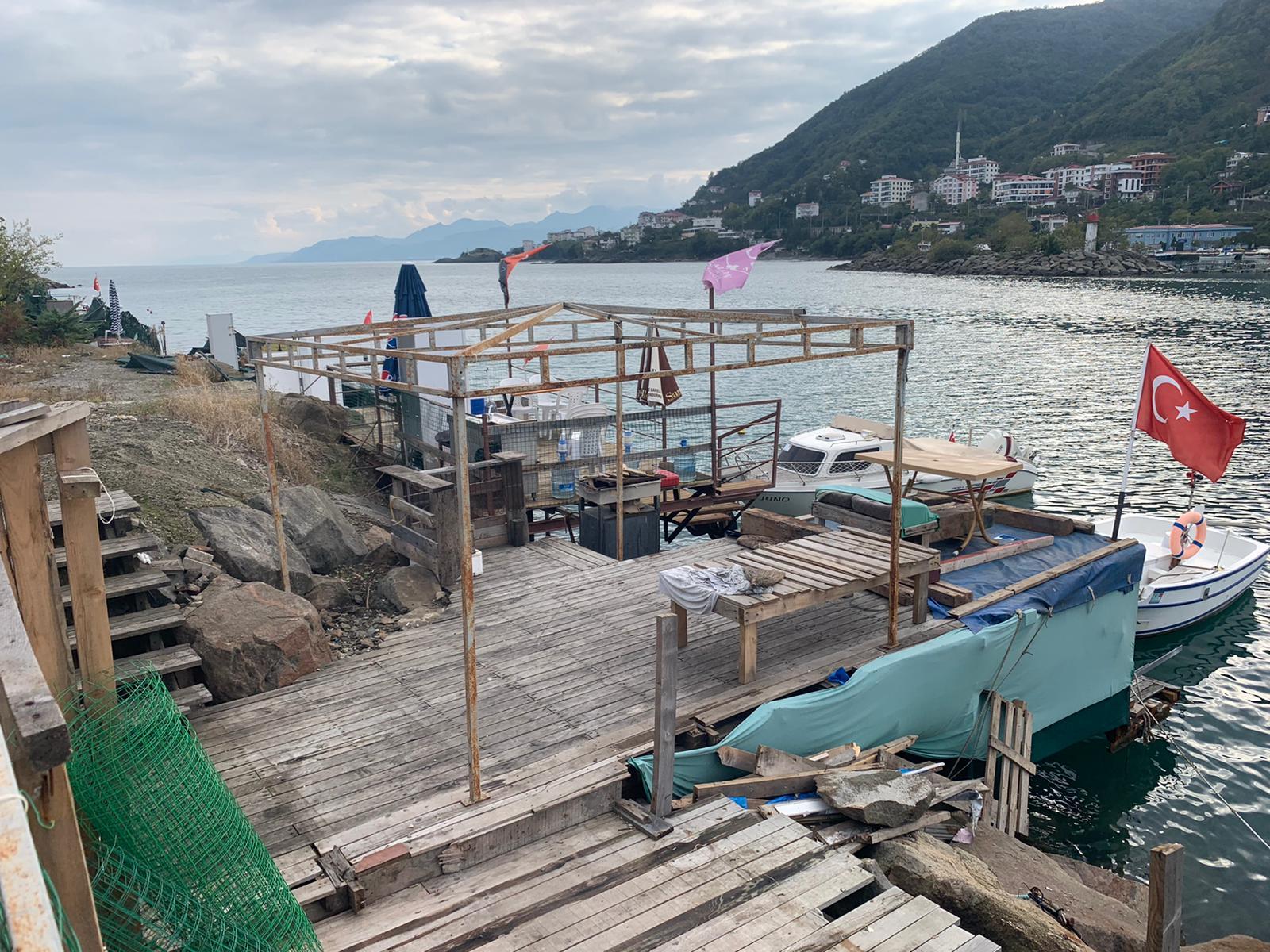 Altınordu, Ünye, Fatsa Gülyalı ve Perşembe Kıyılarda İmar Kirliliğine Son