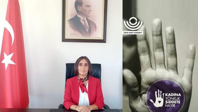 Kadına Yönelik Şiddete Hep Birlikte Dur Diyelim