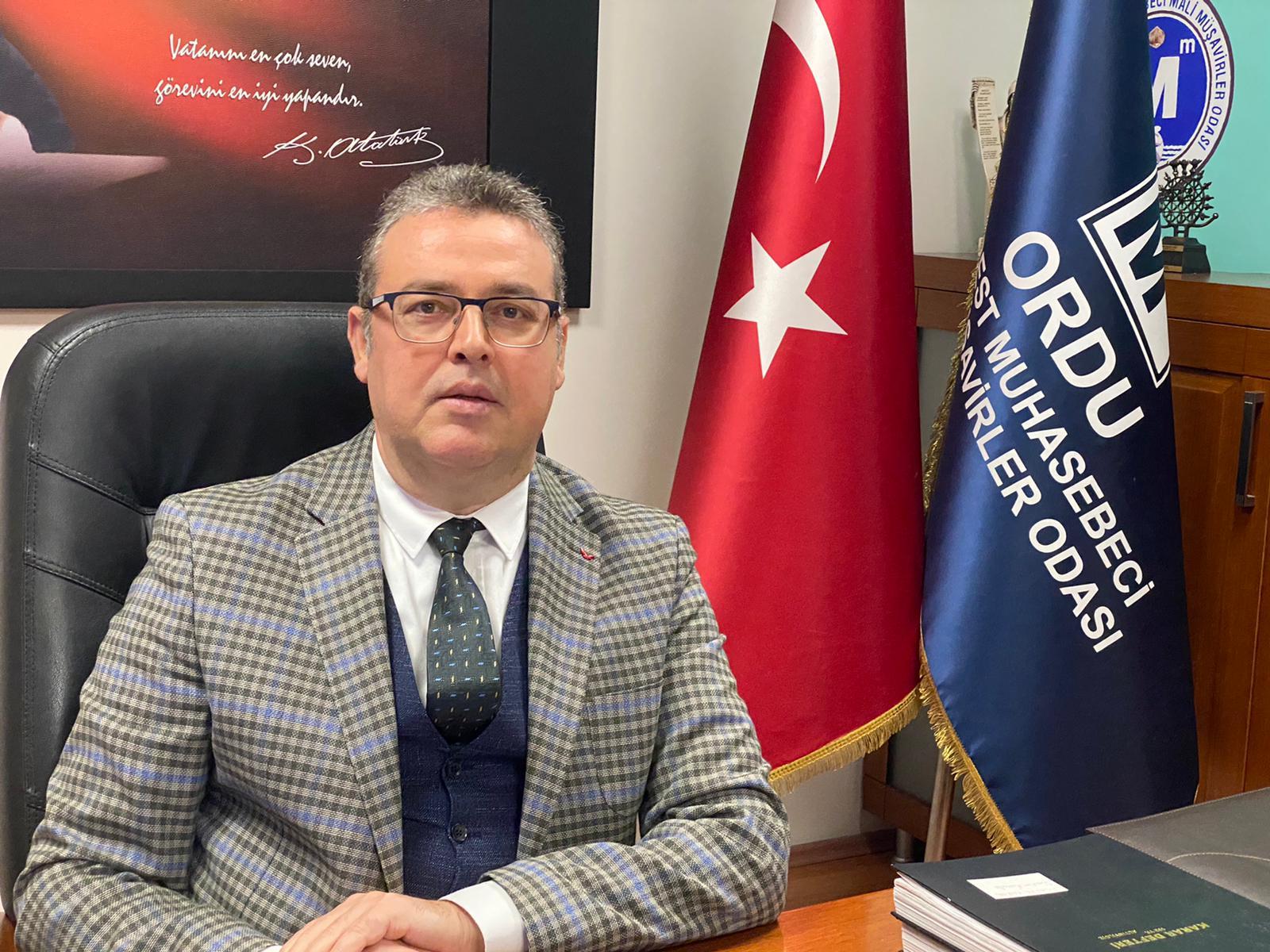 ORDU MALİ MÜŞAVİRLER ODASI TARAFINDAN DÜZENLENEN e- SEMİNER'E İLGİ ÇOK FAZLAYDI