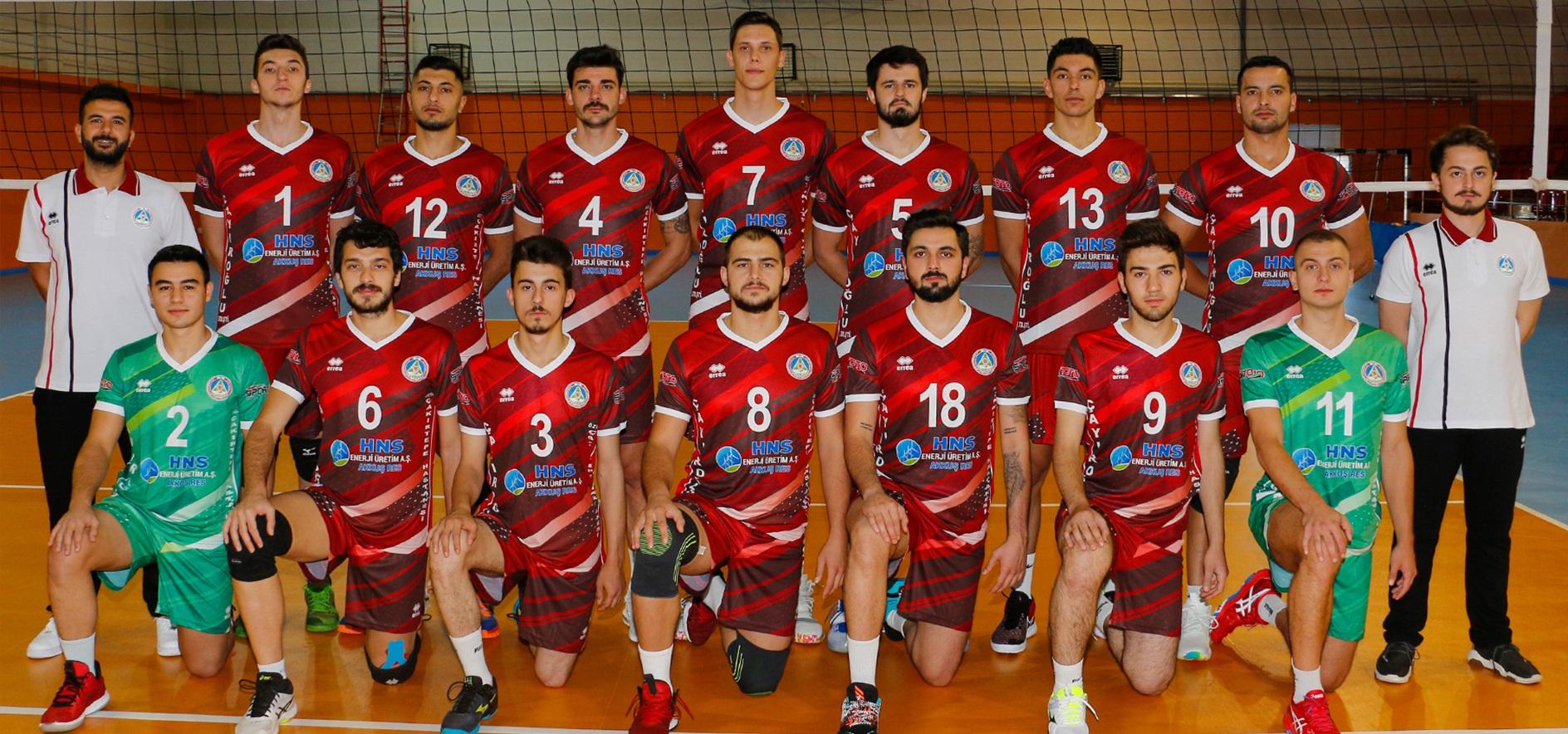 Akkuş Belediyespor Kızıltepe Maçına Hazır