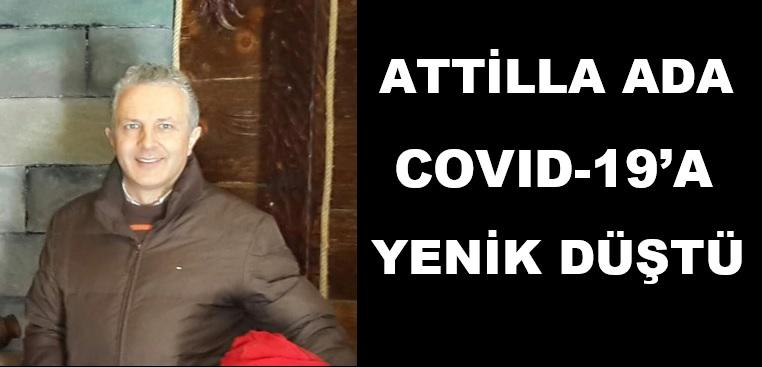 COVID-19 ÜNYELİ BİR DEĞERİ DAHA ALDI.