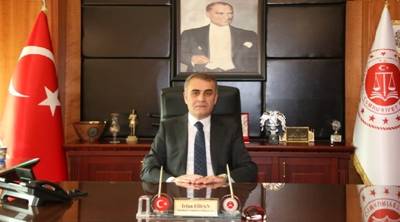 İRFAN FİDAN, HSK ÜYELİĞİNE SEÇİLDİ