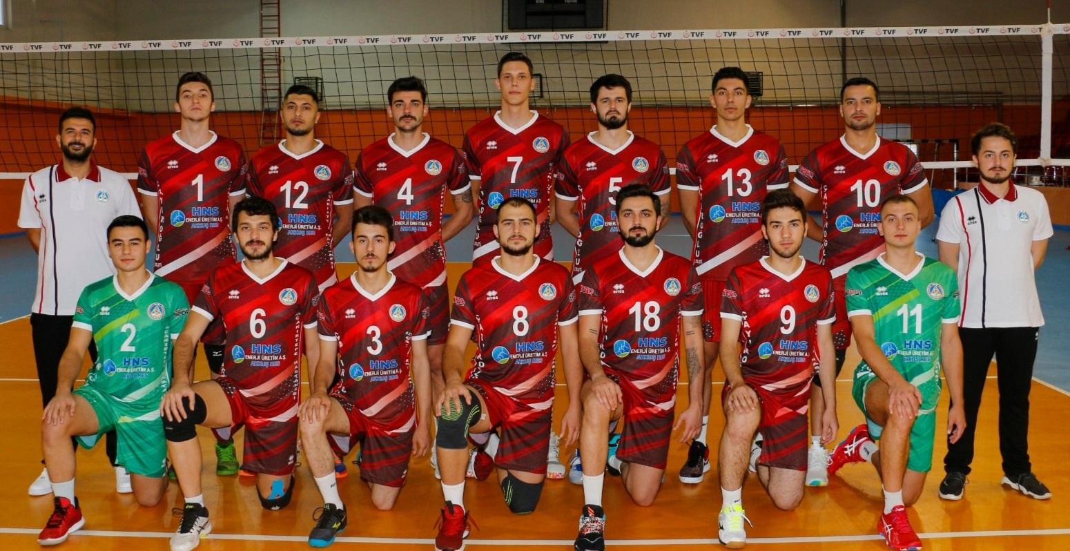 Akkuş Belediyespor Voleybol Takımı Karantina'da!