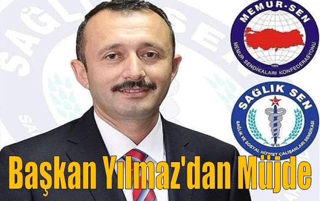 """Ahmet Yılmaz, """"İzinlerimiz Yanmayacak"""""""