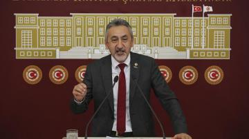 "MECLİS'TE DİLLENDİRDİ: ""ÜNYE FATSA ARASI SİYANÜR KURULDU"""