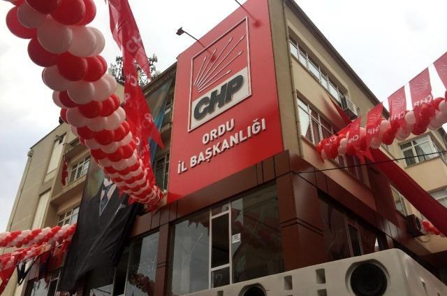 CHP Teşkilatı Covid Sebebiyle Kapatıldı