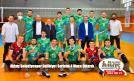 Akkuş Belediyespor Galibiyet Serisini 4 Maça Çıkardı