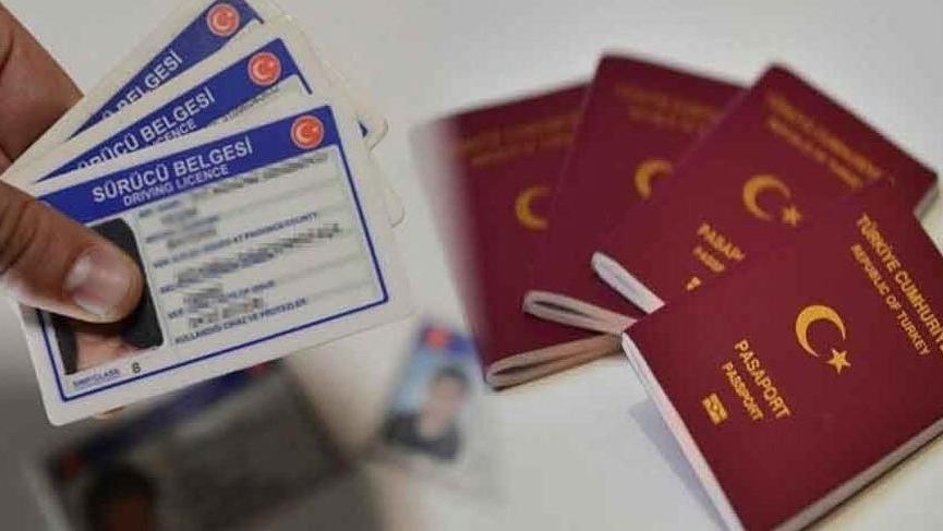 VALİLİK'DEN KİMLİK KARTI, PASAPORT VE SÜRÜCÜ BELGELERİ UYARISI