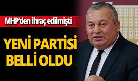 ENGİNYURT DEMOKRAT PARTİ'YE GEÇTİ