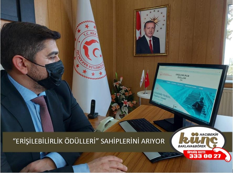 """""""ERİŞİLEBİLİRLİK ÖDÜLLERİ"""" SAHİPLERİNİ ARIYOR"""