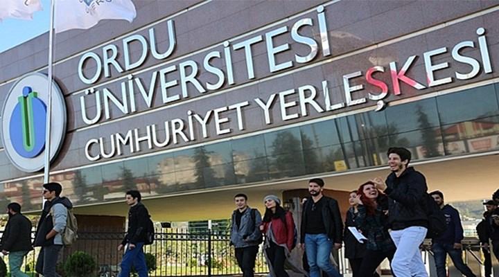 Ordu Üniversitesi'ne 12 Akademisyen Alınacak