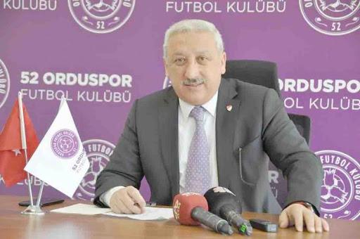 52 Orduspor FK Basın Açıklaması