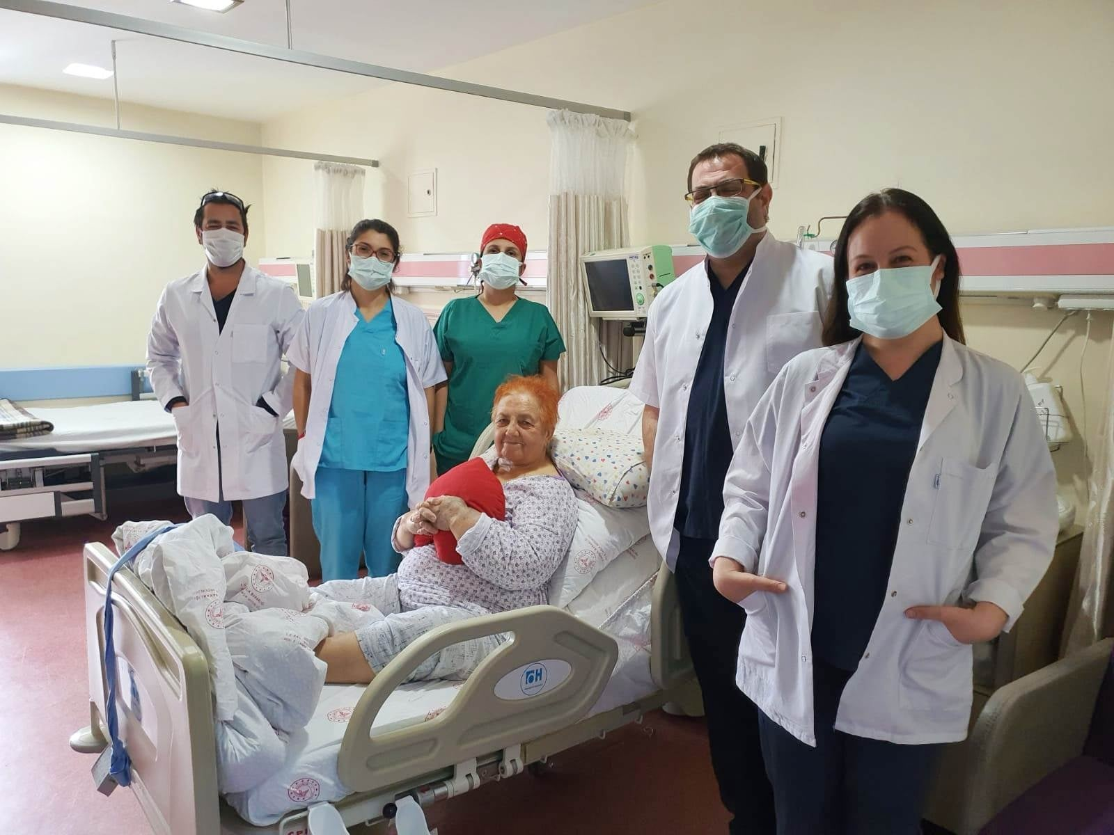 Ordu Devlet Hastanesinde Başarılı Bir Operasyon DahaAort Damarı
