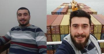 GİNE'DE KAÇIRILAN GEMİDE FATSALI GENÇTE VAR